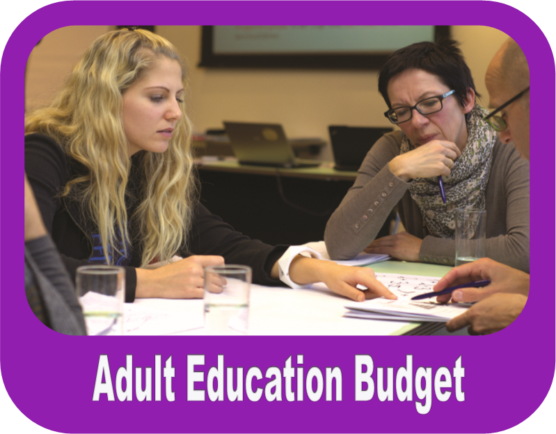 Link to our Adult Education courses
