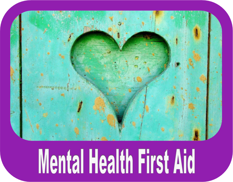 Link to our Mental Health First Aid course
