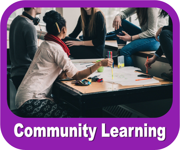 Link to our Community Learning courses